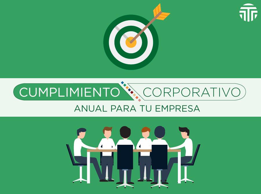 Cumplimiento corporativo anual para tu empresa (PyME)