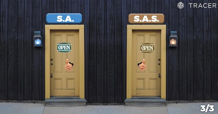 ¿Cuándo es mejor una Sociedad Anónima y cuándo una S.A.S.? Parte 3